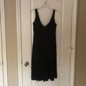 Zara Woman Black Dress